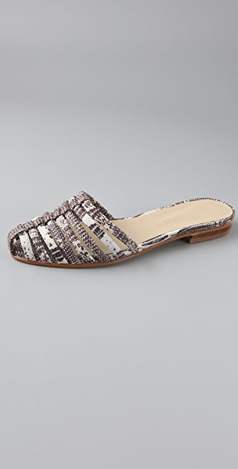 Opening Ceremony Julietta Tubular Flat Sandals