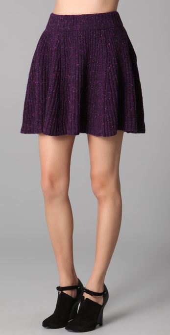 Opening Ceremony Knit Skirt