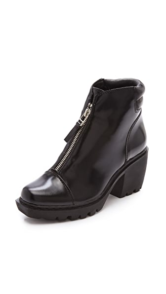 Opening Ceremony Zip Up Booties