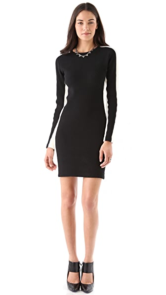 Opening Ceremony Colorblock Dress