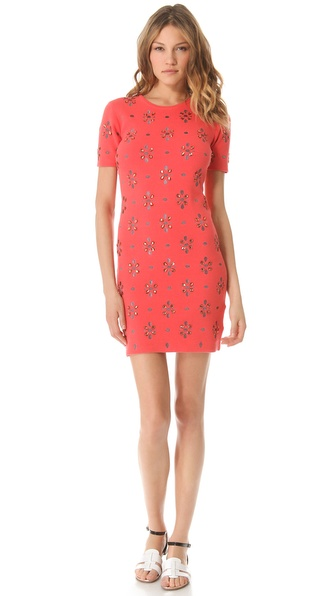 Opening Ceremony Aurora Embellished Dress