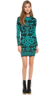 Opening Ceremony Parlay Sweater Dress