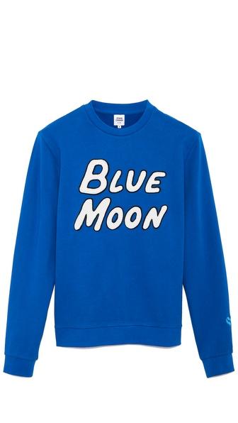 Opening Ceremony Blue Moon Sweatshirt