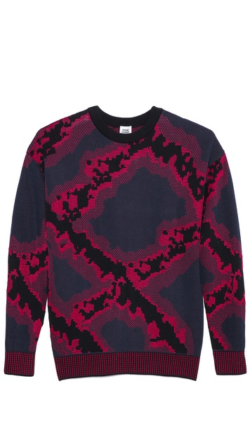 Opening Ceremony Jacquard Sweater