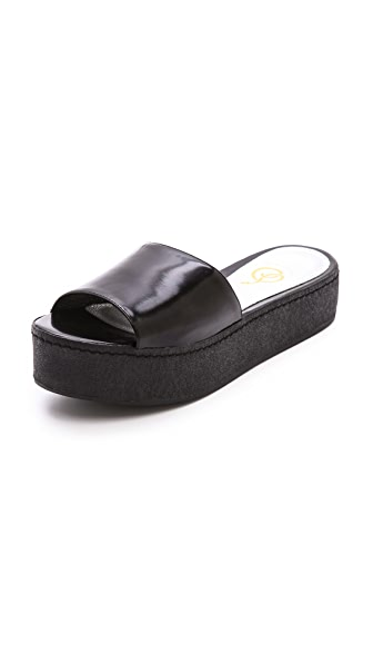 Opening Ceremony Double Sole Slide Sandals