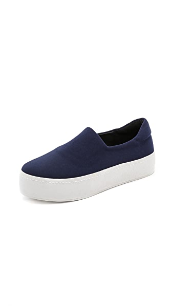 Opening Ceremony Slip On Platform Sneakers