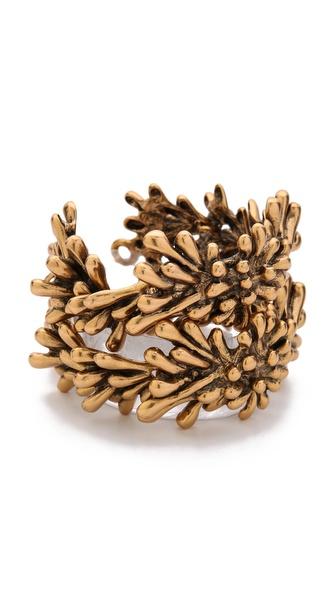 Oscar de la Renta Seaweed Bracelet