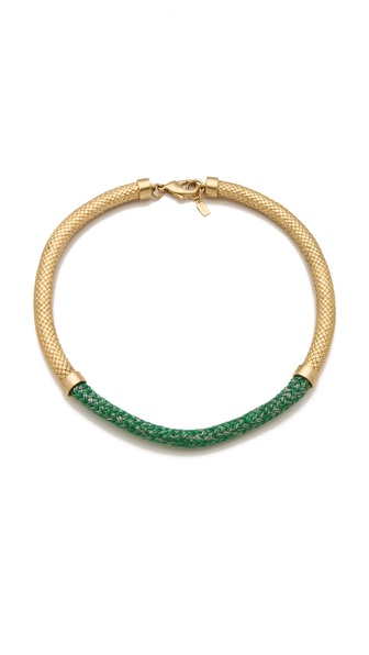 Orly Genger by Jaclyn Mayer Delaney Choker