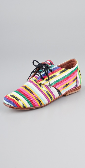 Osborn Multi Oxfords