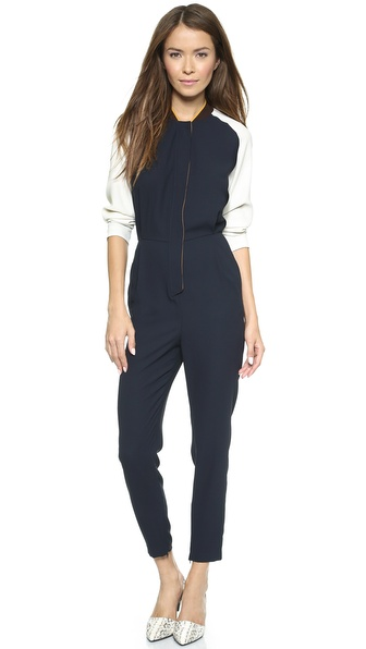O'2nd Blouson Jumpsuit