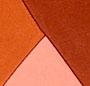 Rust/Orange/Peach