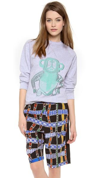 Ostwald Helgason Monkey Sweatshirt