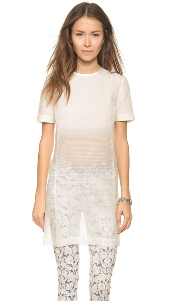 Ostwald Helgason Degrade Organza Top