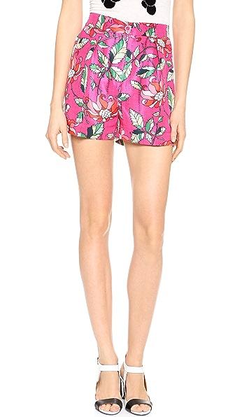 Ostwald Helgason Printed Shorts