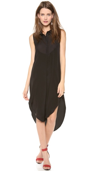 OTTE NEW YORK Ellen Open Back Dress