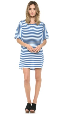 OTTE NEW YORK Print Pullover Dress