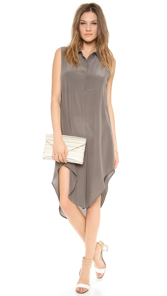 OTTE NEW YORK Open Back Dress