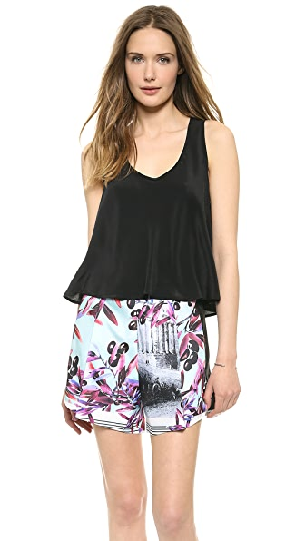 OTTE NEW YORK Sleeveless Crop Top