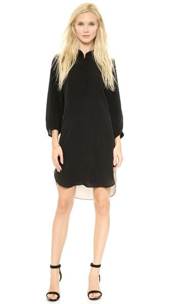 OTTE NEW YORK Silk Jackie Dress
