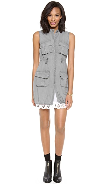 Otto d'ame Lupo Vest-Dress