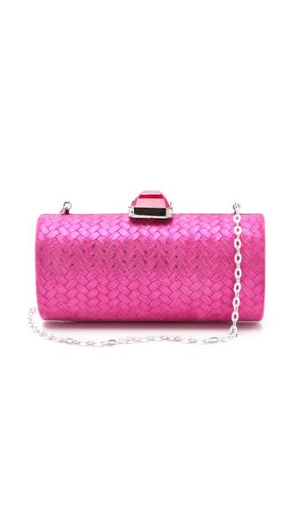 Overture Judith Leiber Megan Cylinder II Clutch