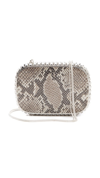 Overture Judith Leiber Cassandra Snake Clutch