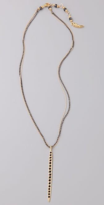 pade vavra spear necklace shopbop