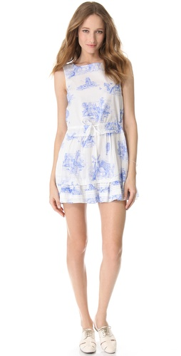 Shop Paul & Joe Sister Ode Dress and Paul & Joe Sister online - Apparel, Womens, Dresses, Day,  online Store