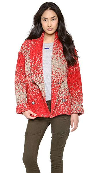Paul & Joe Sister Racine Wrap Cardigan Sweater