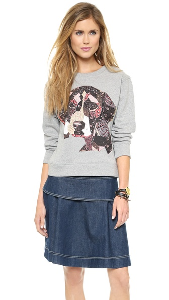 Paul & Joe Sister Dog Sweatshirt