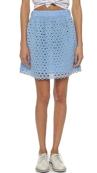 Paul & Joe Sister Girouette Skirt - Blueberry