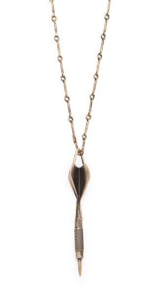 Pamela Love Dart Necklace