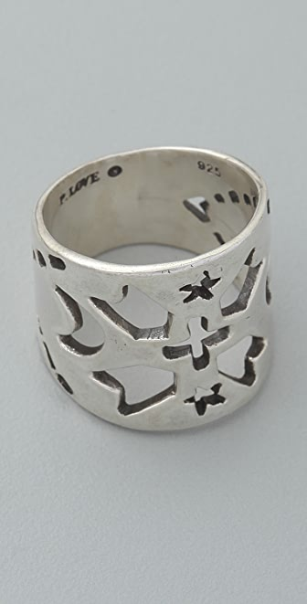 Pamela Love Cutout Ring