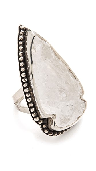 Pamela Love Arrowhead Ring