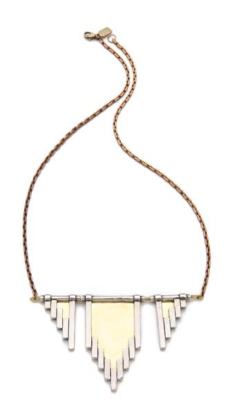 Pamela Love Empire Wings Necklace