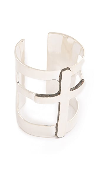 Pamela Love Cross Cuff