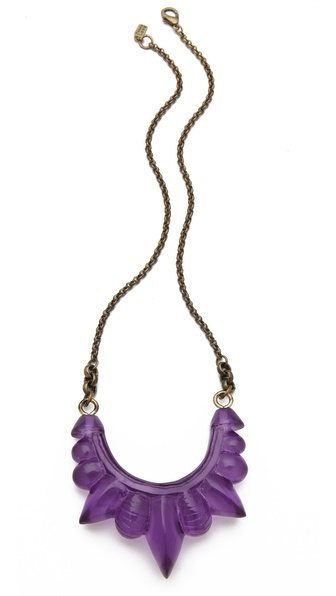 Pamela Love Medium Tribal Spike Necklace