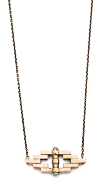 Pamela Love Reflection Pendant Necklace