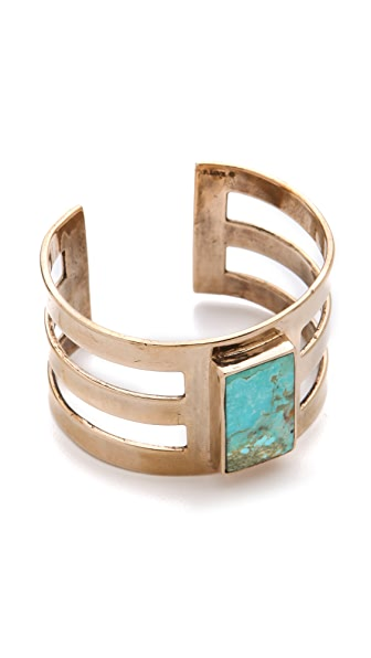 Pamela Love Inlay Cage Cuff
