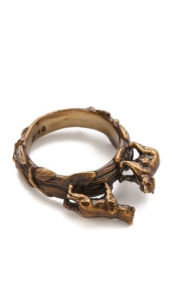 Pamela Love Grizzly Ring