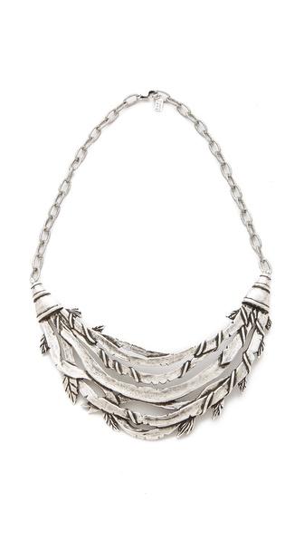 Pamela Love Banner Necklace