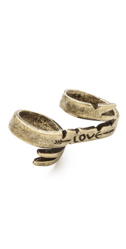 Pamela Love Venus Banner Ring