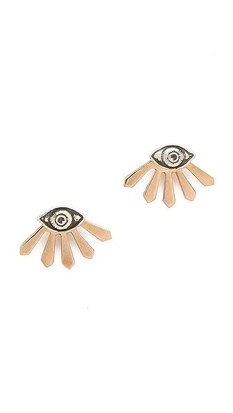 Pamela Love Illuminas Earrings