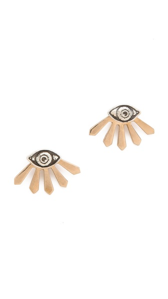 Pamela Love Illuminas Earrings