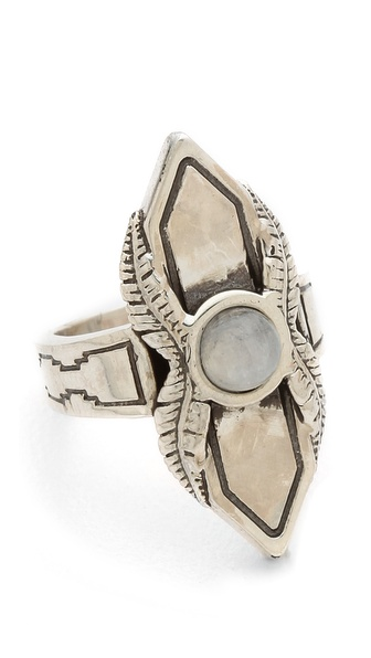 Pamela Love Shield Ring