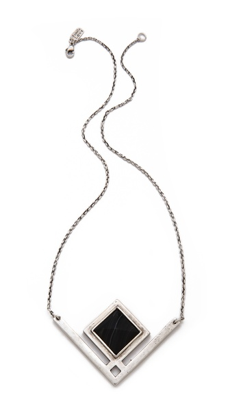 Pamela Love Rise Pendant Necklace