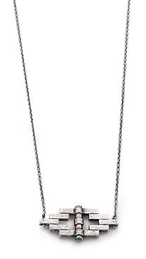 Pamela Love Small Reflection Pendant Necklace