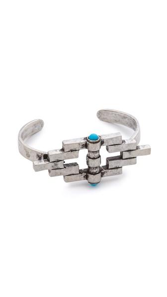 Pamela Love Empire Reflection Cuff Bracelet