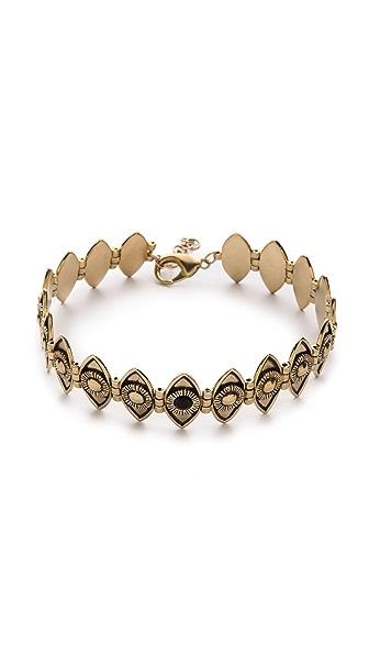 Pamela Love Eye Link Choker Necklace