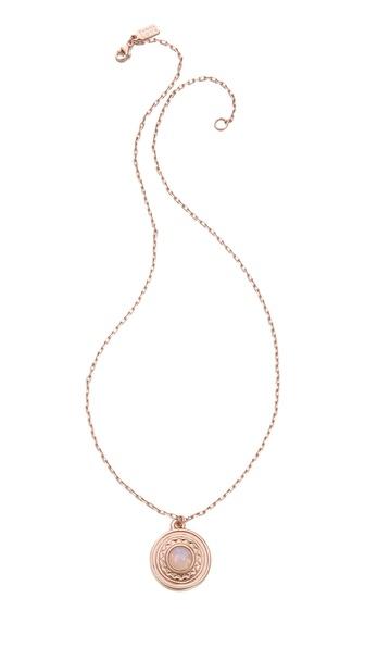 Pamela Love Solar Pendant Necklace